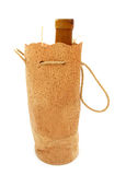 Wine in a bag Royalty Free Stock Photo