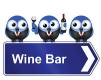 Wine bar Stock Photos