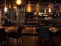 Wine bar Royalty Free Stock Photos