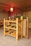 Wine bar Stock Image