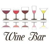Wine Bar Stock Photography