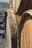 Wine barrel Royalty Free Stock Image