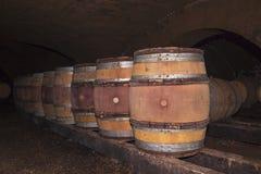 Wine barrel Royalty Free Stock Photos