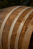 Wine Barrel in Cellar Stock Images