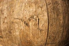 Wine barrel detail Royalty Free Stock Image