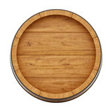 Wine barrel vector illustration