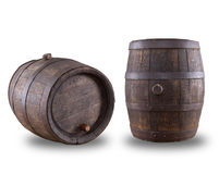 Wine barrel Stock Images