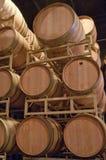 Wine barrels. Niagara on the lake, Ontario, Canada Stock Photo