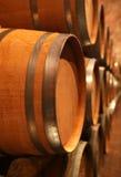 Wine barrels Stock Photos