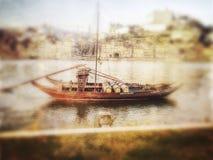 Wine boat Stock Photography