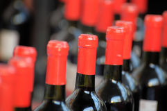 Wine bootle Royalty Free Stock Photography