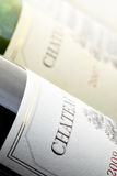 Wine botltes Royalty Free Stock Photography
