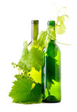 Wine bottle Royalty Free Stock Photography
