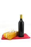 Wine bottle Stock Photography