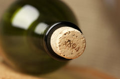 Wine bottle Royalty Free Stock Photos