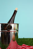 Wine Bottle Stock Photos