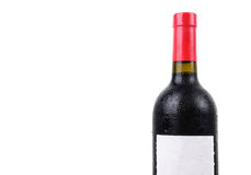 Wine bottle isolated Stock Photos