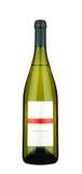 Wine bottle isolated Stock Photos