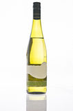 Wine bottle isolated Stock Photo