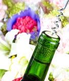 Wine bottle opener Stock Photography