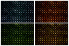 Wine bottle patterns Royalty Free Stock Image