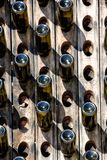 Wine bottle. A view of some wine bottle Stock Photo