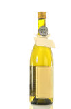 Wine bottle. Royalty Free Stock Photography