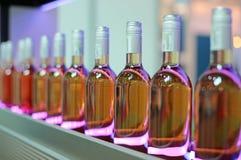 Wine_bottles Fotografia de Stock Royalty Free