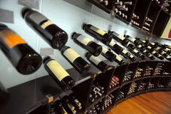 Free Wine Bottles Stock Image - 13521931