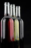 Wine in bottles Royalty Free Stock Photo