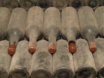 Wine bottles Royalty Free Stock Photography