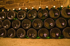 Wine bottles5 Stock Photos
