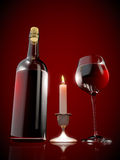 Wine1 Royalty Free Stock Images