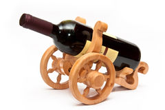 Wine cannon Royalty Free Stock Images