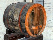 Wine cask Royalty Free Stock Photo