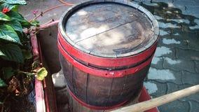 Wine cask Stock Photo