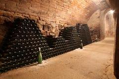 Wine cellar Stock Images