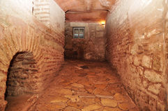 Wine-cellar Royalty Free Stock Photo