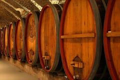 Wine cellar. Somewhere in Frankonia Royalty Free Stock Image