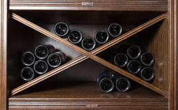 Wine cellar Royalty Free Stock Photography
