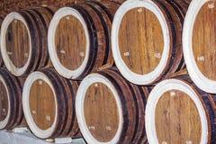 The wine cellar Royalty Free Stock Photo