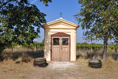 Wine Cellar In Lednice-Valtice Landscape