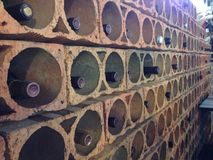 Wine Cellar Royalty Free Stock Photo