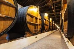 Wine cellar, Porto Royalty Free Stock Photos