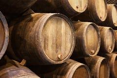 Wine cellar, Porto Royalty Free Stock Photography