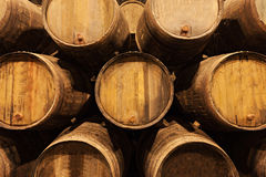 Wine cellar, Porto Royalty Free Stock Images