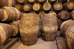 Wine cellar, Porto Stock Photography