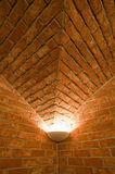 Wine Cellar Room Royalty Free Stock Images