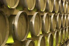 Wine cellars Marsala Royalty Free Stock Image
