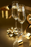 Wine. Champagne Royalty Free Stock Photo